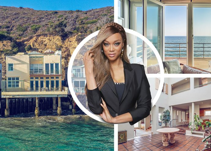 Tyra Banks Is The Latest Celeb To Buy In Malibu
