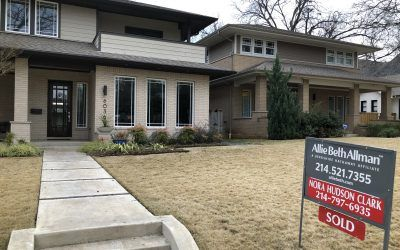 North Texas home sales and prices revved higher in April