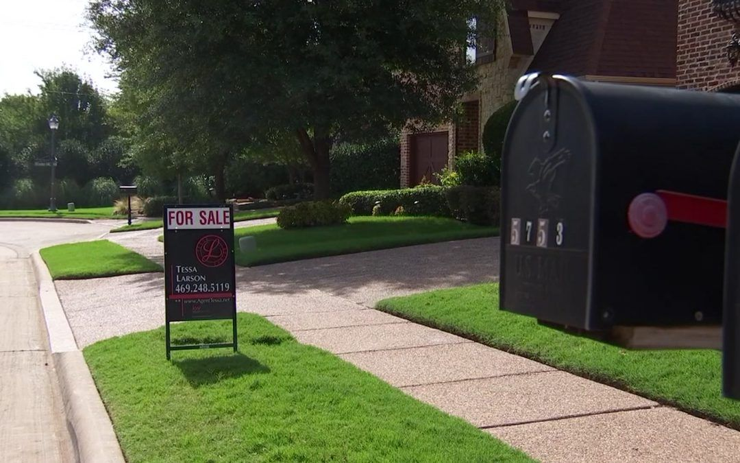 Low Interest Rates, Soaring Demand in North Texas Real Estate – NBC 5 Dallas-Fort Worth