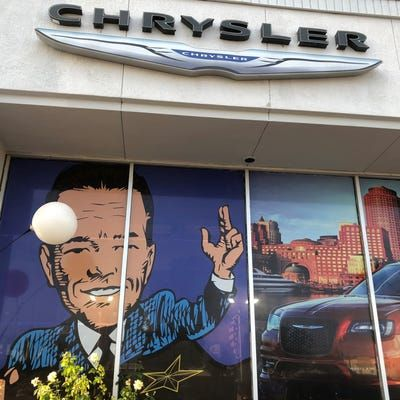 Son fights for control of father's El Paso dealerships, sues Chrysler