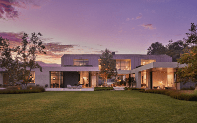 Scooter Braun spends $65 million on a striking Brentwood mansion