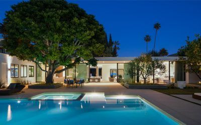 'F9' producer Joe Roth drops $23 million for a Beverly Hills Midcentury